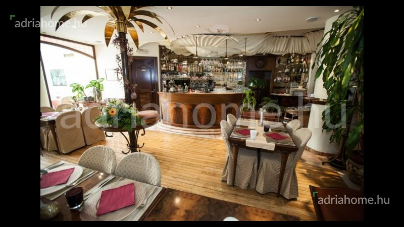 Crikvenička Rivijera - Akcija! Uhodani restoran i poslovni prostor