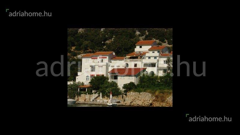 Supetarska Draga - Apartmanház Rab szigeten
