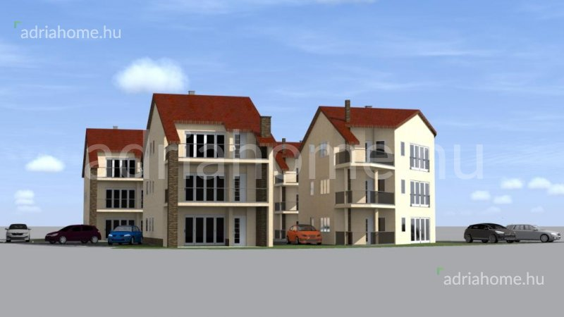 Stara Novalja – Új apartmanok a strand közelében