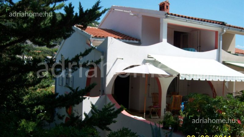 Island of Rab – Two storey house 80 metres away from the sea