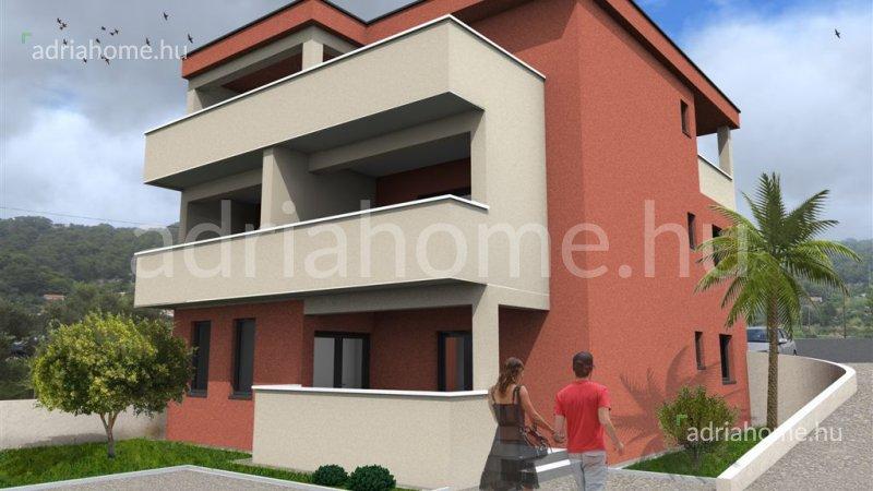 Barbat – Új projekt 4 lakásos társasház építéséhez