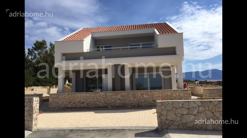 Novalja – Newly built apartments close to the sea