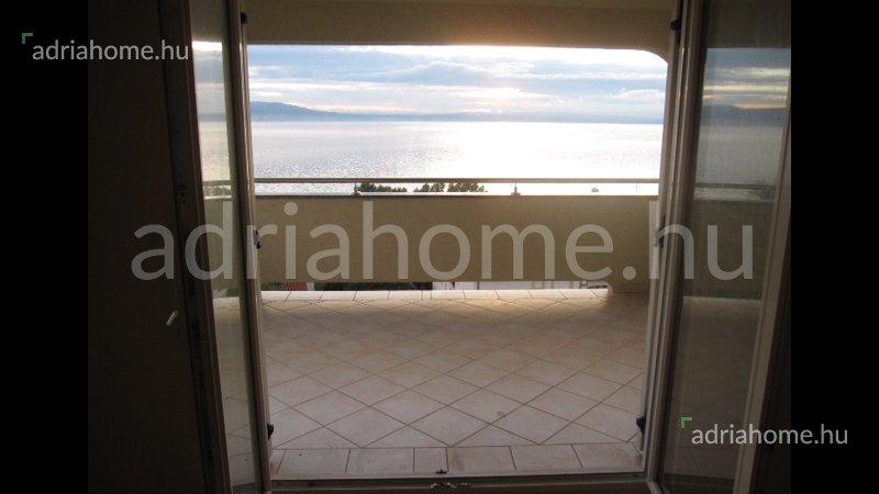 Klenovica - Újonnan épült apartmanok csodálatos kilátással a tengerre