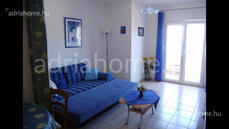 Čiovo, Okrug Gornji – Panorámás apartman a sziget legszebb településén