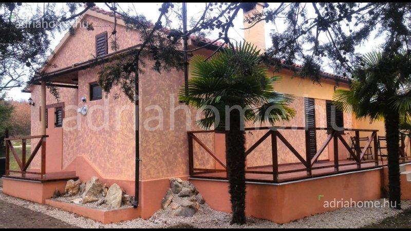 Vranje Selo – Kétlakásos családi ház Isztriában