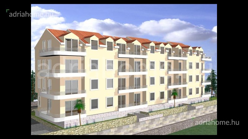 Čiovo – Apartments in a beautiful bay 30 meters to a sandy beach
