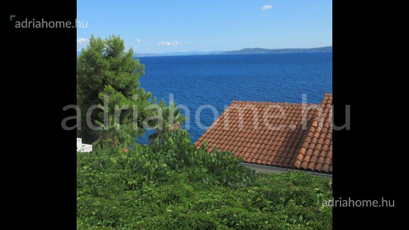 Čiovo – Félkész ház 80 méterre a tengertől