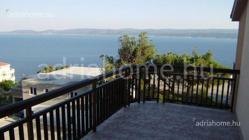 Omiš – Új apartmanok a tenger közelében