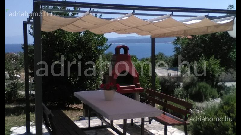 Jadranovo - Pension with amazing sea-view from the edge of the cliff