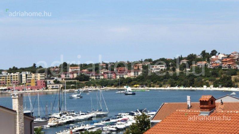 Medulin - Kétszobás apartmanok kilátással a tengerre