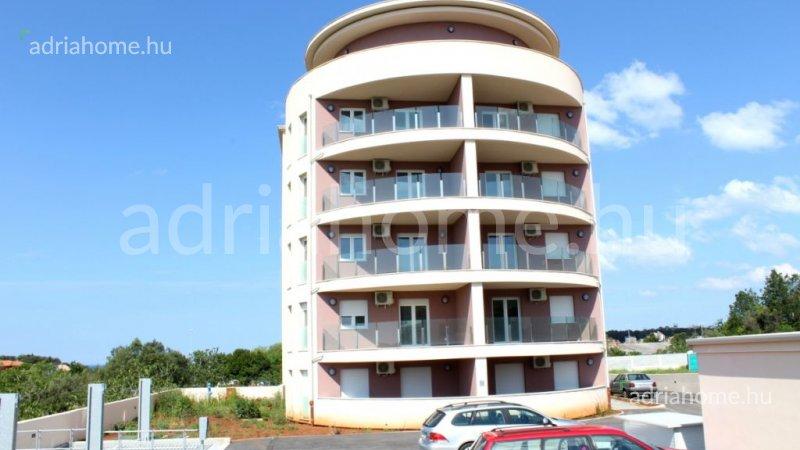 Pula - Újépítésű panorámás apartmanok