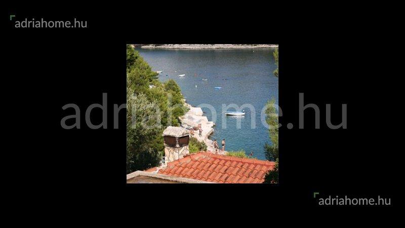 Milna – Vízparti hétvégi ház Brač szigeten kalandoroknak