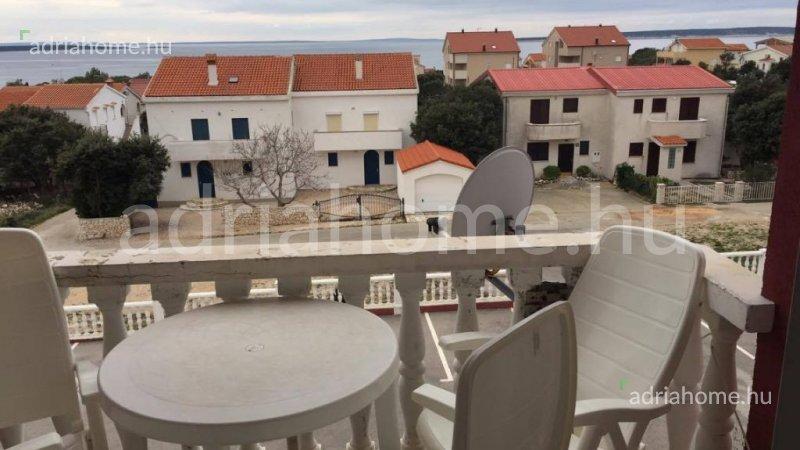 Mandre - Óriási árzuhanás! Gyönyörű, kétszobás apartman a strand közelében
