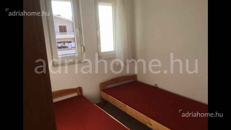 Čiovo - Kétszobás apartman kilátással a tengerre