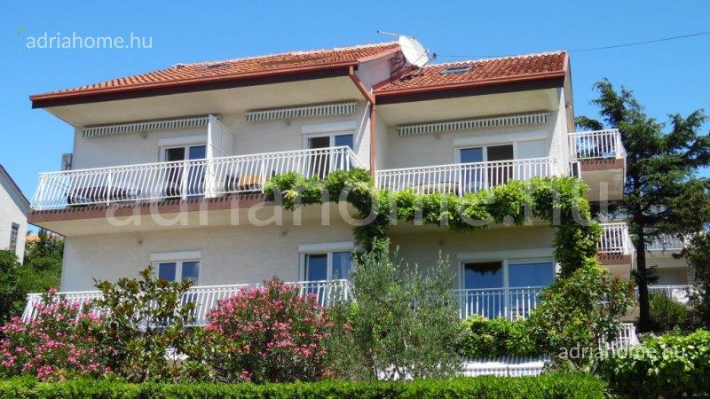 Crikvenica – Apartmanház csodálatos kilátással a tengerre