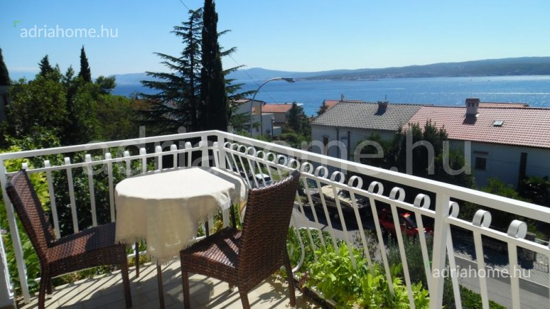 Crikvenica – Apartmenthouse with amazing seaview