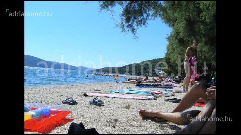 Seget Donji – Régi, családi kőház kilátással a tengerre