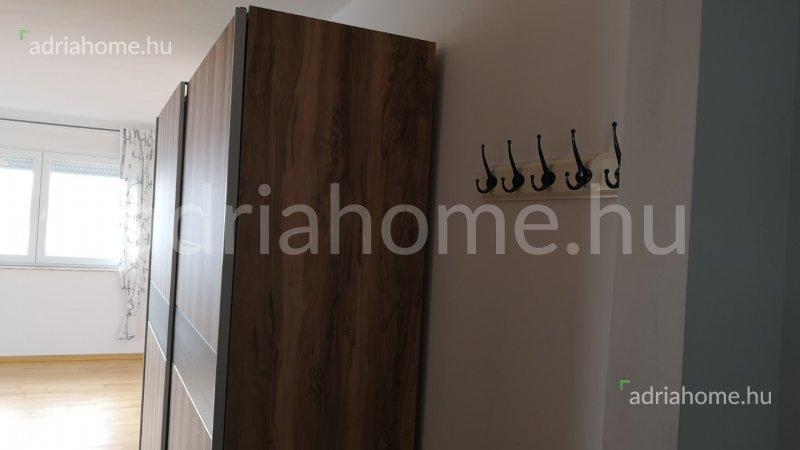 Crikvenica – Újonnan épült, tágas, panorámás apartmanok