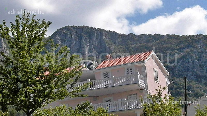Bribir – Large, 3 room apartment is green environment