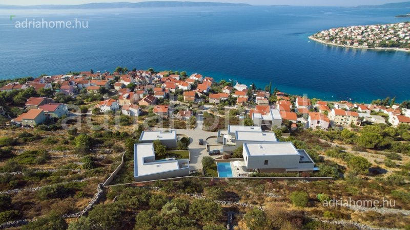 Čiovo – 6 luxury villas on the south side of the island with seaview