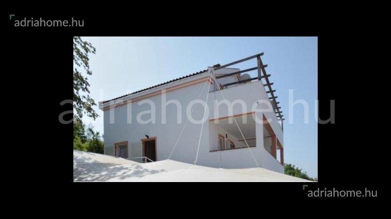 Malinska – Panorámás apartmanház idegenforgalmi célokra