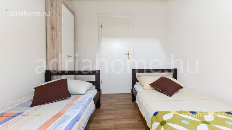 Maslenica – Elsősoros apartman – kiváló ajánlat a Novigradi tengeren