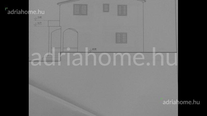 Rogoznica -  Családi ház 2. sorban a tengertől