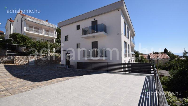 Crikvenica – Luxus apartman 50 méterre a tengertől