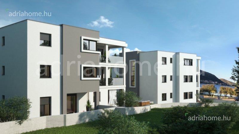 Primošten – Luxus apartmanok első sorban a tengertől