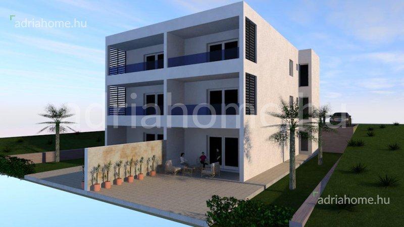 Crikvenica – Új építésű apartmanok kilátással a tengerre