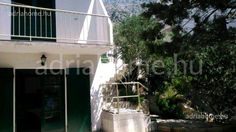 Omiš – Családi ház első sorban fantasztikus panorámával