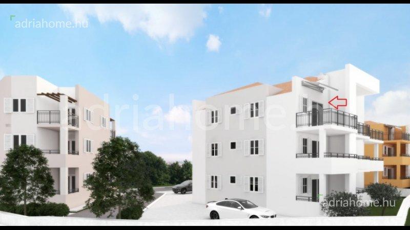 Tribunj - Apartmani u novogradnji sa pogledom