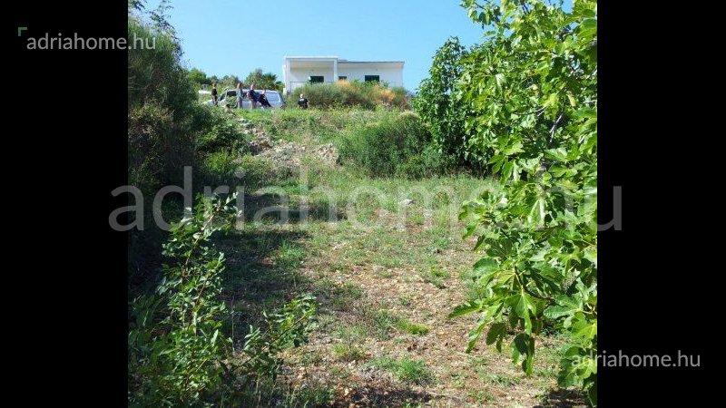 Zaton, Raslina – Építési telek Šibenik közelében
