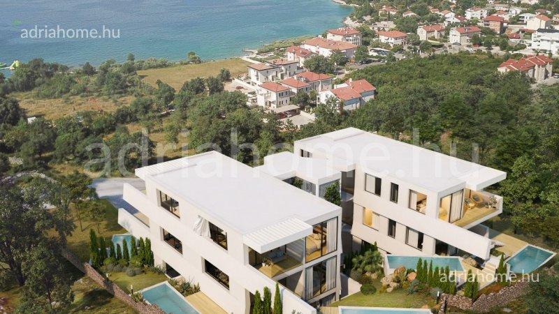 Krk sziget - Legújabb exkluzív projektünk Krk-szigeten!