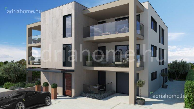 Poreč – Novi projekat izgradnje luksuznih stanova u urbanoj vili