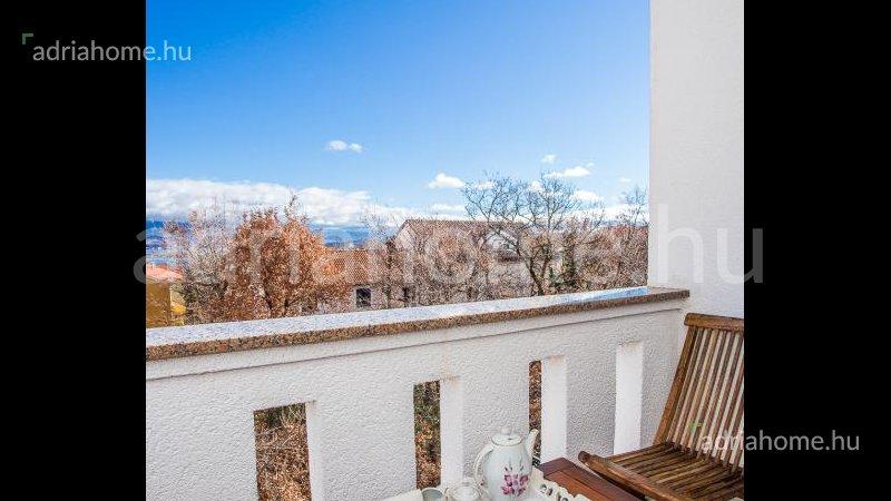 Čižići – Egyhálószobás földszinti apartman kerti grillezővel