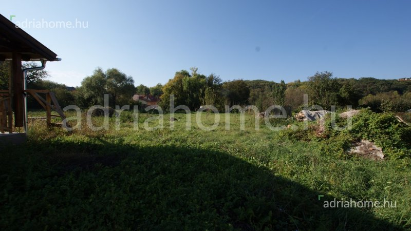 Budajenő – Building plot for sale with the possibility of exchanging for a seaside property