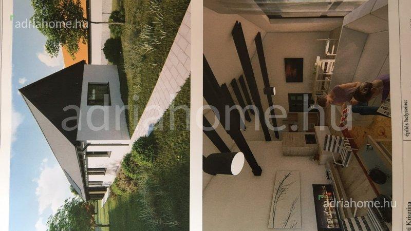 Budajenő – Eladó építési telek tengerparti ingatlanra való cserelehetőséggel