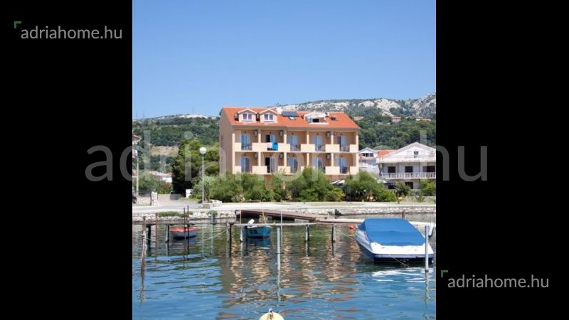 Island Rab - Special offer! Non-stop functioning pension next to the coast