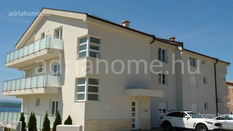 Crikvenica – Large new apartments with seaview