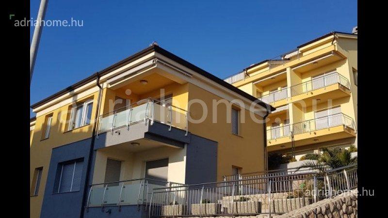 Crikvenica – Kétszobás, két fürdőszobás apartman kilátással